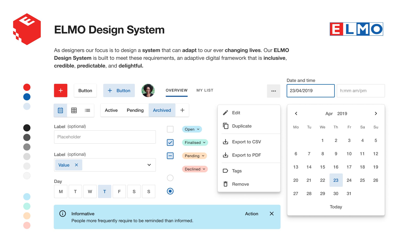 elmo-design-system-components