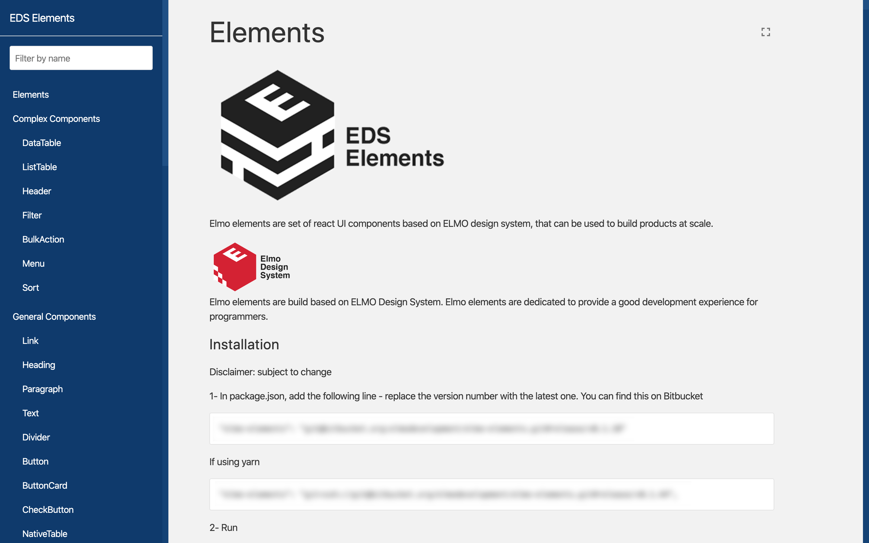 elmo-design-system-elements-react-component-library