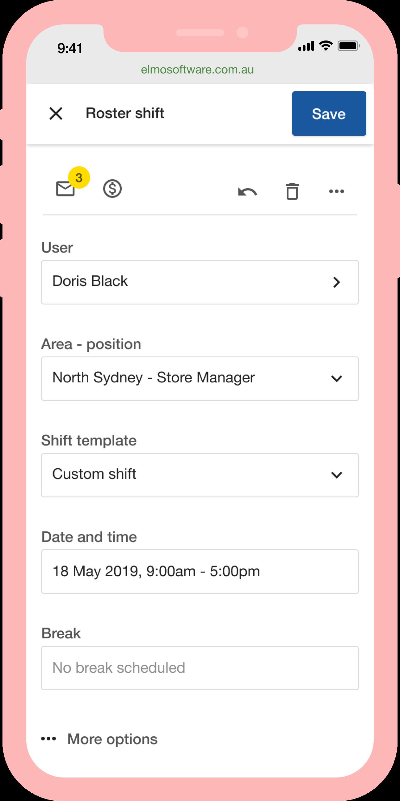 elmo-roster-time-attendance-mobile-roster-shift