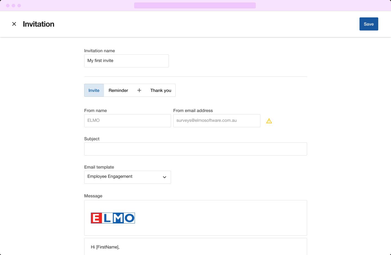 elmo-survey-invitations